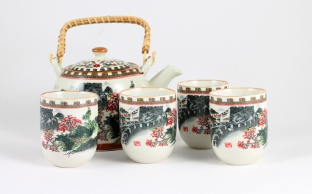 Great Wall Teacup