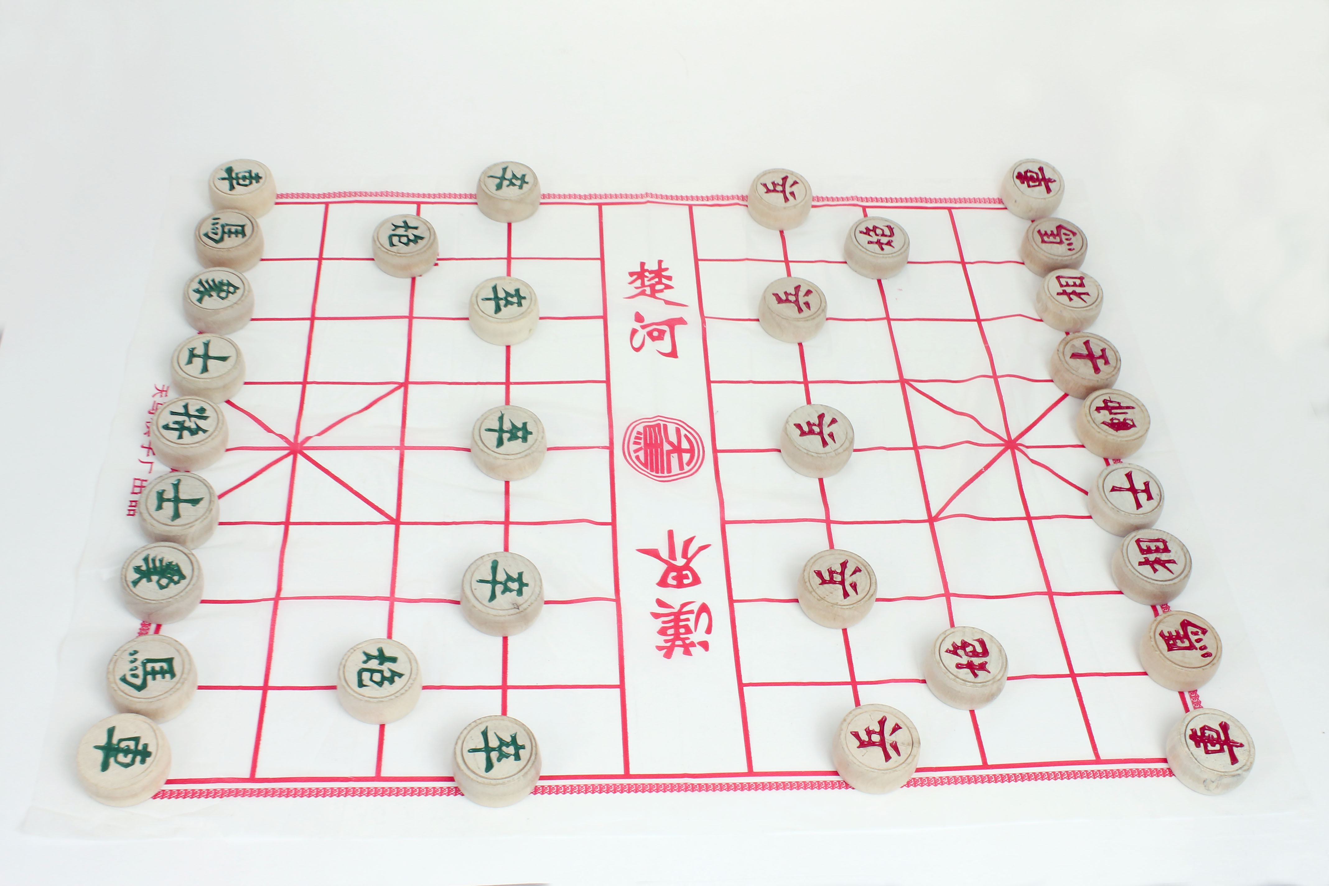 Large Chinese Checkers set.