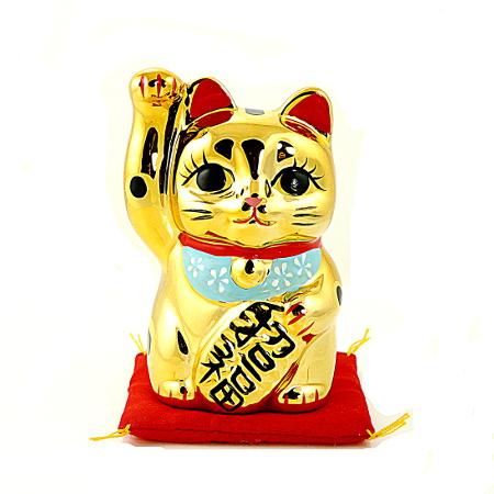 maneki-neko japanese lucky cat
